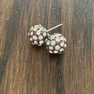 Stella + Dot stud earrings